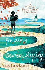 Finding Serendipity - Banks Angelica - Paperback - NEW - Book