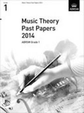 Theory of Music Exams Grade 1 (2014); ABRSM, FMW - 9781848497207