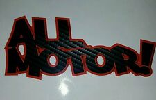 all motor decal jdm ..2 sticker