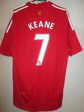 Liverpool home 2008-2010 Keane football shirt taille M / 16469