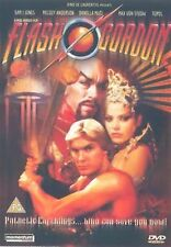 Flash Gordon (2002) Sam J. Jones, Melody Anderson NEW & SEALED UK R2 DVD