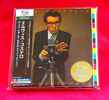 ELVIS COSTELLO THIS YEAR'S MODEL JAPAN AUTHENTIC 2 SHM MINI LP CD OOP UICY-93537