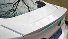 Unpaint Rear Trunk Spoiler Wing ABS for FORD FUSION 2013 2014 2015