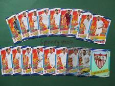 Topps Champions League 2016 17 all 18 Sevilla Team Cards Logo Goal King