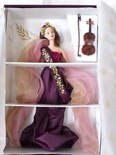 Barbie: Heartstring Angel , Angels of Music Collection  COA NRFB
