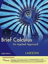 Brief Calculus: An Applied Approach, Enhanced Edition (with Enhanced WebAssign 1