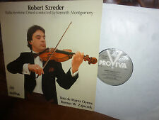 "Oyens Struktures, Zajaczek Sonata Violin Solo, Robert Szreder, PRPVIVA LP, 12"""