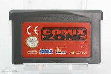 Bandai Namco Entertainment Comix Zone - game boy advance Spiel USK 6 Nur Modul