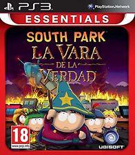 PS3 South Park La Vara de la Verdad Essentials Nuevo Precintado Pal España