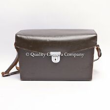 Leica Universal Carrying Case III - CAMERA + 2 LENSES + ACCESSORIES  LEATHER