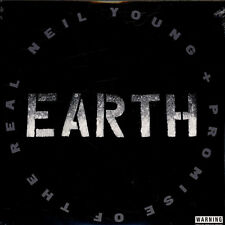 Neil Young / Promise Of The Real - Earth (Vinyl 3LP - 2016 - US - Original)