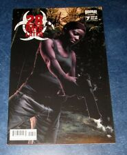 28 DAY LATER #7 A signed 1st print BOOM COMIC MICHAEL ALAN NELSON 2010 movie tie