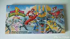 Power Rangers Le Jeu / Jeu de société MB 1994 Version Française / Complet TBE
