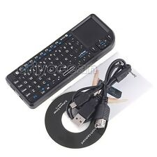 Rii Bluetooth Wireless Mini Keyboard With Touchpad More For PC Fahioned