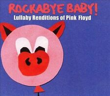 Rockabye Baby! Rockabye Baby! Lullaby Renditions of Pink Floyd CD