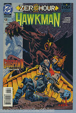 Hawkman #13 1994 Zero Hour William Messner-Loebs Steven Lieber DC Comics v