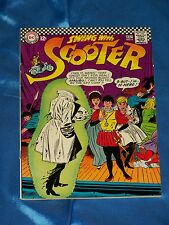 SWING WITH SCOOTER # 6, May 1967, D.C. Comics, Joe Orlando Art, FINE Condition
