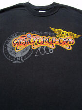AEROSMITH aeroforce one 2006 SMALL T-SHIRT official member of