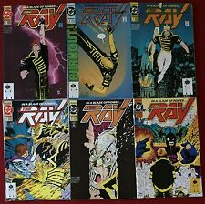 The Ray (1992) #1-6 - Comic Books - From DC Comics