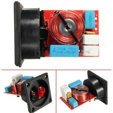 2 Way D222 Speaker Frequency Drvider Crossover Filters With Junction Box