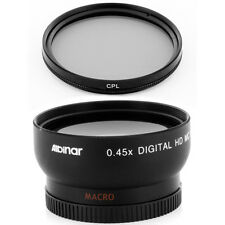 52mm Wide Angle Lens with CPL Filter for Canon 10D 30D 60D 5D 7D 1D 1000D t6i t5