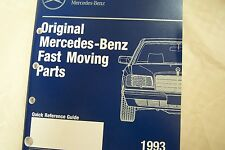 Mercedes Owners Parts Catalog Parts Numbers W107 W129 W140 W123 W124 W116 W115