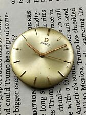 Vintage Rare Omega Cal. 600 winding dial hands movment no chronograph