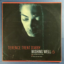 Terence Trent D'Arby - Wishing Well / If You Let Me Stay, CBS 651115-6 Ex+ USA