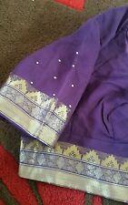 Indain designer bollywood saree blouse