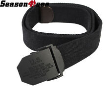 Tactical Airsoft Military Army Marine Nylon Duty Waistband Waist Belt Black UK
