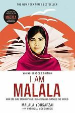 New! I AM MALALA Young Reader's Edition Young Muslim Girl Islam Women's Rights