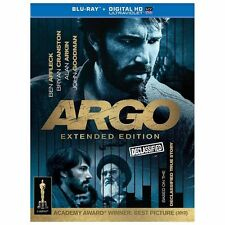 Argo: The Declassified Extended Edition. Combo Pack [BLU-RAY]