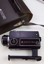 GAF Colt 94 CAMERA Vintage VTG Reflex ZOOM Lens SUPER 8 Movie FILM Carrying CASE