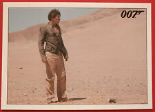 JAMES BOND Quantum of Solace - Card #085 - Bond Sees Greene Limping Away