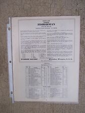 1938 Evinrude Fisherman Outboard Parts List 4267 4268 4269 MORE IN OUR STORE  S
