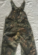 Youth Redhead Hunting Overalls Size Medium 26 Inseam