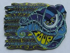 2016 phish summer tour large happy fish pin by kerrigan (edition of 150)