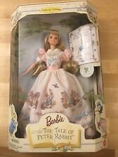 "Barbie And ""The Tale Of Peter Rabbit"" - Collector Edition - 1997 - NIB"