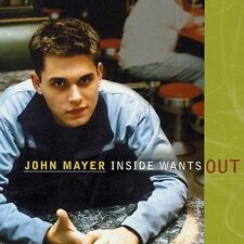 Inside Wants Out [EP] by John Mayer CD