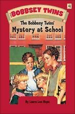 The Bobbsey Twins: Mystery at School 4 by Laura Lee Hope (2004, Hardcover)