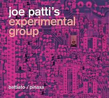 FRANCO BATTIATO / PINAXA - JOE PATTI'S EXPERIMENTAL GROUP - CD NEW SEALED 2014