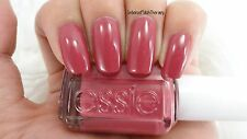 NEW Essie nail polish lacquer in MRS ALWAYS-RIGHT ~ fierce terracotta rose