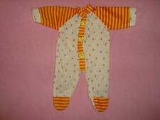 Bayer Doll Sleeper PJ's Clothes