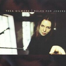 Gilmore, Thea Rules for Jokers CD