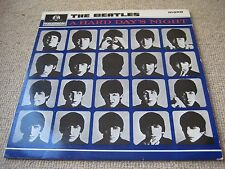The Beatles A Hard Day's Night UK Mono 1st Press LP - SUPERB PRESERVATION