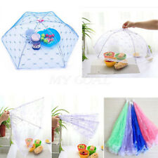 Food Cover Tent Umbrella Collapsible Cabg Covers XUace Mesh Net InUJct UJ