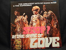 Diana Ross & The Supremes - Stop! In The Name Of Love / The Greatest Hits Of