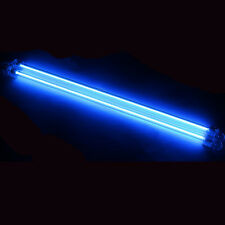 2 Piece Car Blue Undercar Underbody Neon Kit Lights CCFL Cold Cathode 6""