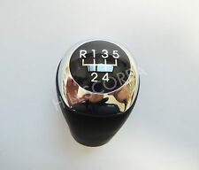 HYUNDAI ACCENT SOLARIS 2011-2015 Genuine Leather 5-Speed Gear Shift Knob (M/T)