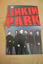 Poster #338 Linkin Park / The Wanted